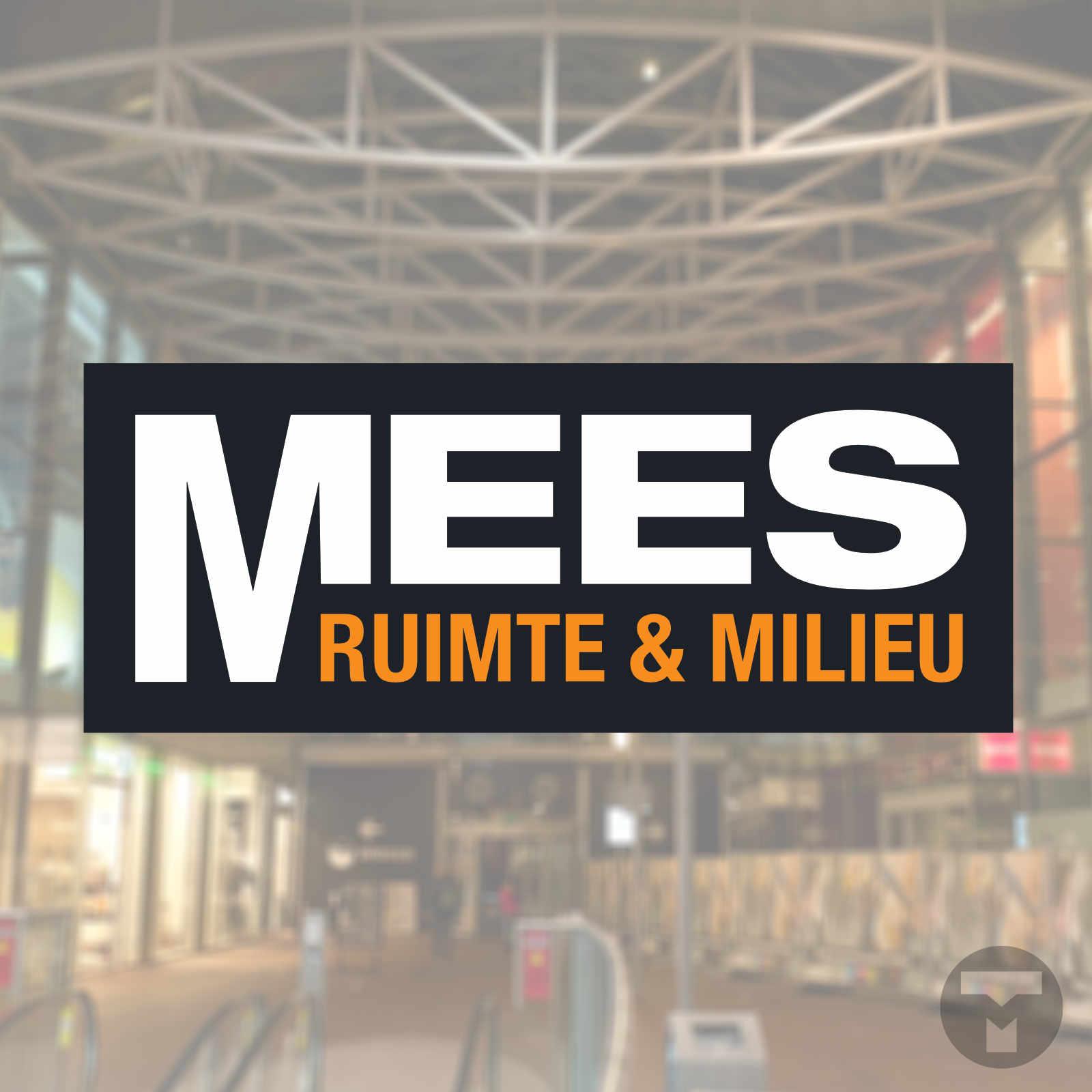 Logo voor Mees Ruimte & Milieu