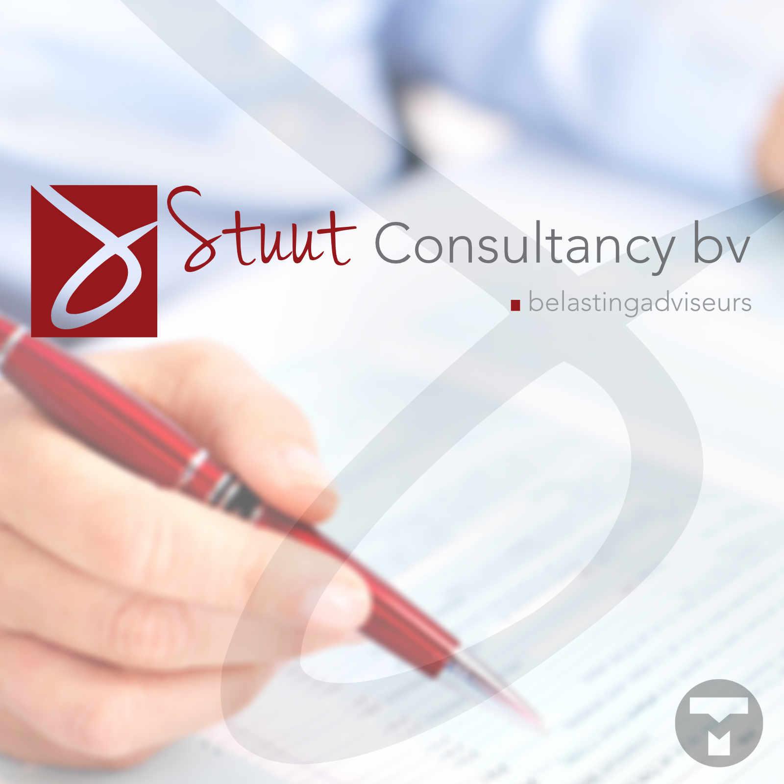 Een nieuw logo voor Stuut Consultancy