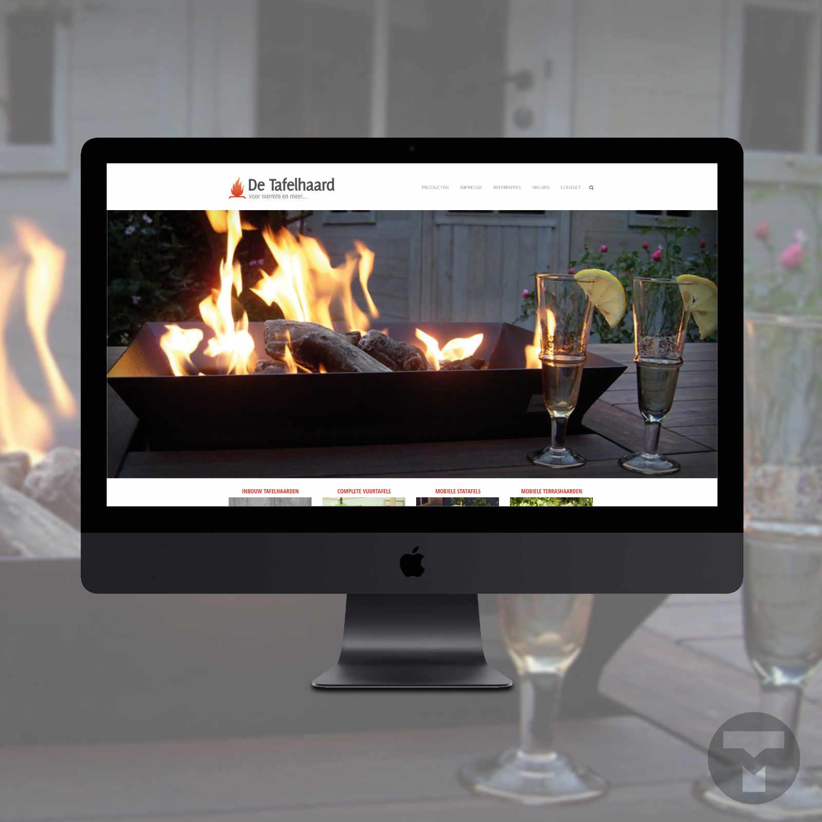 Website voor de Tafelhaard